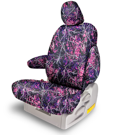NW Camo Custom-fit Seat Covers
