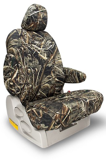 Camo Series custom seat covers