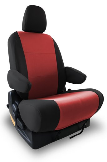 Neoprene Series custom seat covers