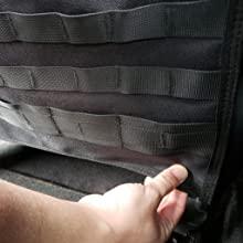 tactical bag, tactical organizer