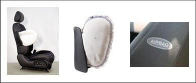 custom seat cover airbag compatible