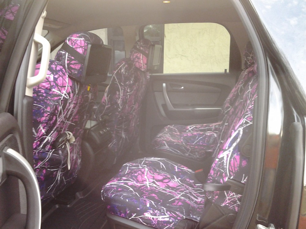 Girl seat covers December 20