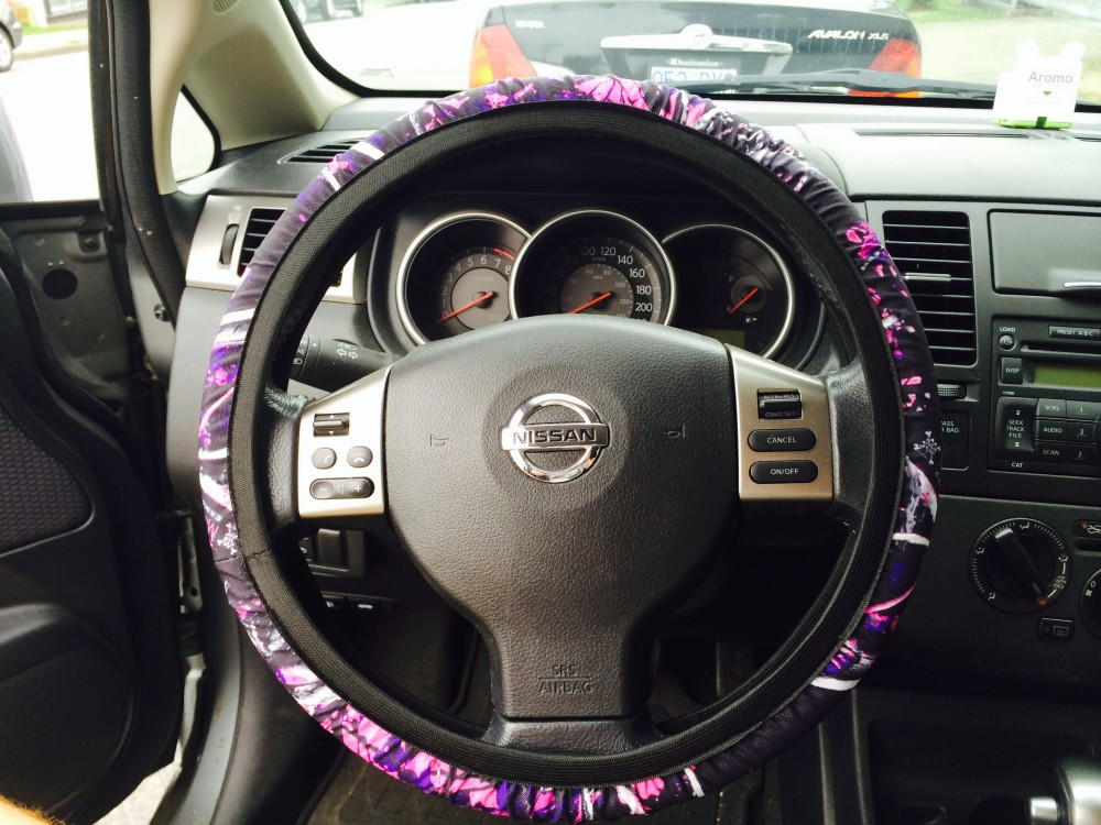 Steering Wheel Cover Camo Steering Wheel Cover