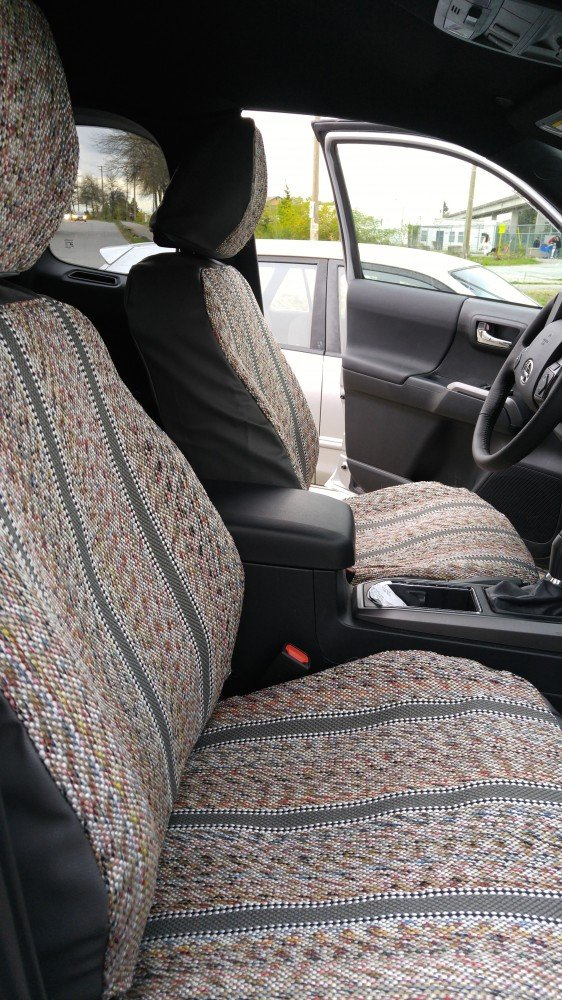 Saddle Blanket Seat Covers Heavy Duty Truck