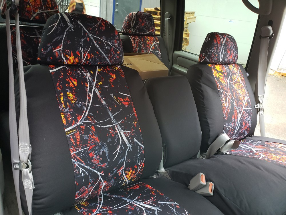 Moonshine Camo Seat Covers Muddy Girl Seat Covers