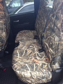 My Awesome Realtree Seat Covers
