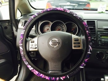 Muddy Girl Steering Wheel Covers