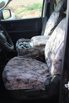 Natural Gear Seat Covers