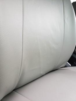 2017 Dodge Grand Caravan Vinyl Custom-fit Seat Covers