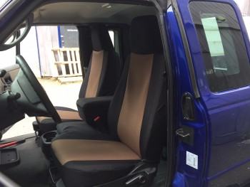2005 Ford Ranger Front Seat Covers - Atomic