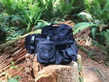 Mojave™ Tactical Seat Back Organizer