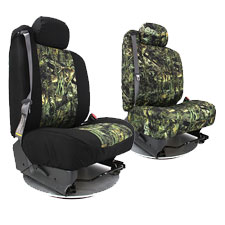 Fishouflage Seat Covers | Camo Seat Covers | Custom Camo Seat Covers | FREE SHIPPING