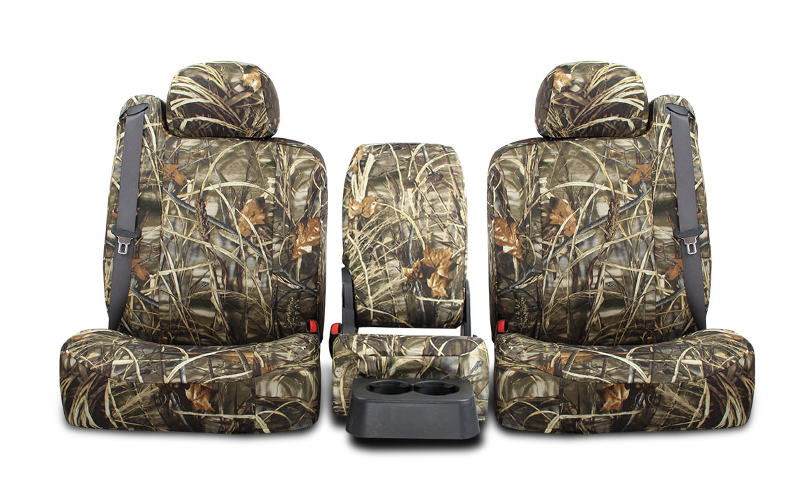 Pink Muddy Girl Camo Seat Covers