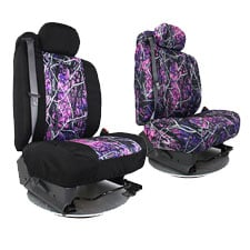 Moonshine Camo Seat Covers | Muddy Girl Seat Covers | Custom Camo Seat Covers | FREE SHIPPING