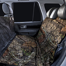 Mossy Oak Pet Seat Covers | Dog Seat Covers | Rear Seat Protection | FREE SHIPPING