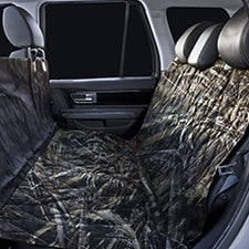 Realtree Pet Seat Covers | Dog Seat Covers | Rear Seat Protection | FREE SHIPPING